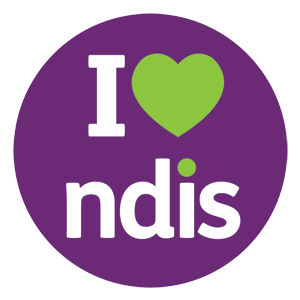I love NDIS icon